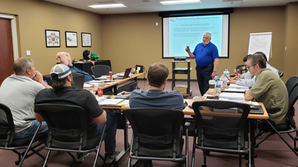 PPS Centrifugal Pump Training, Charlotte, April 2019