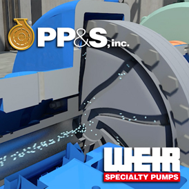 Weir Specialty Pumps in Focus